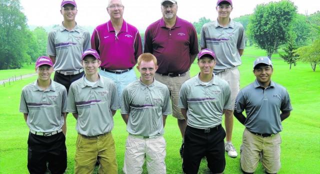 2015 GW Golf Team