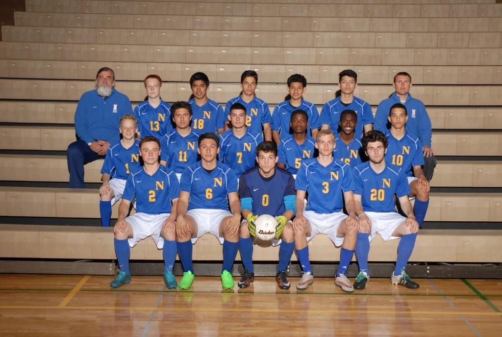 Boys Varsity Soccer
