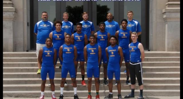 Boys Track All-Class Champions!