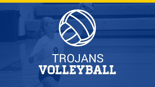 Lady Trojans Take Silver at AISD Volleyball Tournament