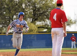JV1 beats Hays with Brown's Grand Slam