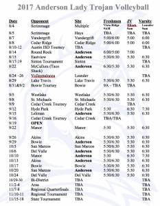 volleyball sched image