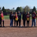 2016 Softball Senior Day