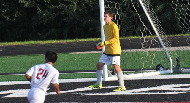 Boys Soccer Tops Anderson 8-0!!!