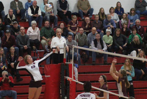 Sydney Kusiak Volleyball