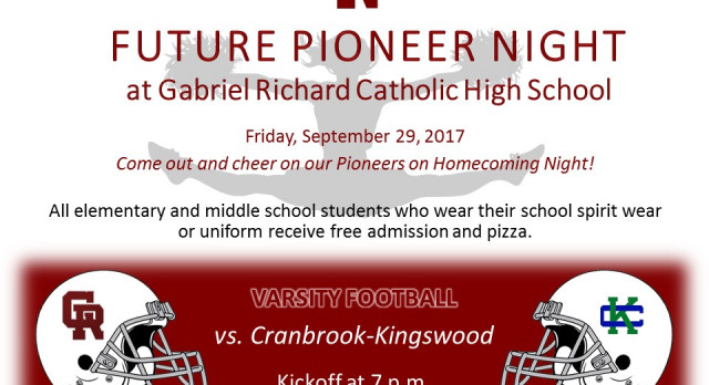 2017 Future Pioneer Night!!!