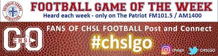 CHSL Game of the Week