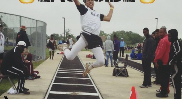 AISD Triple Jump District Champ