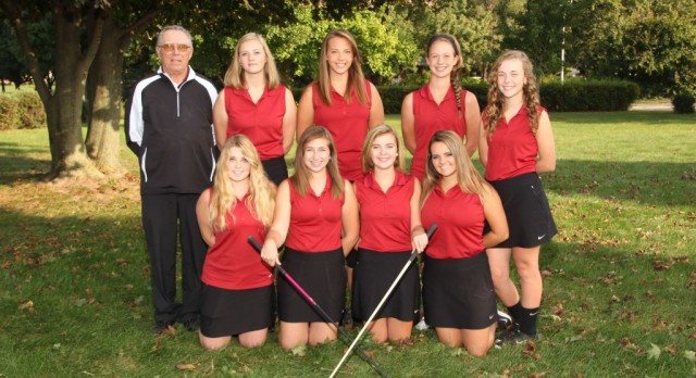 Girls Golf Ready to Go for Season #2