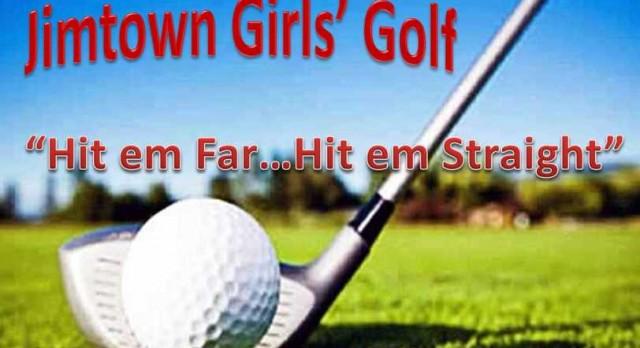 Lady Jimmies Golfers Break School Record on Senior Night