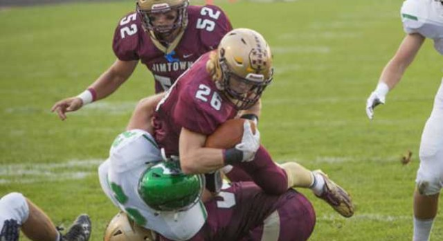 Jimmies Get it Done vs the Minutemen…in RECORD fashion