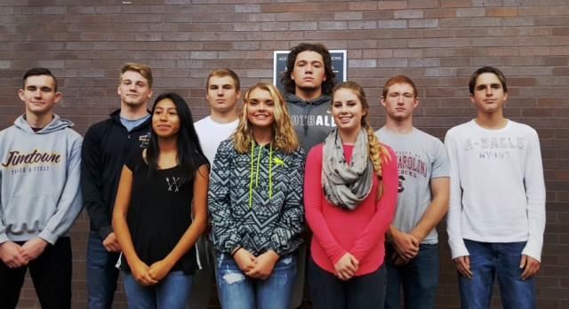 JHS Fall Sports Awards….and the winners are??