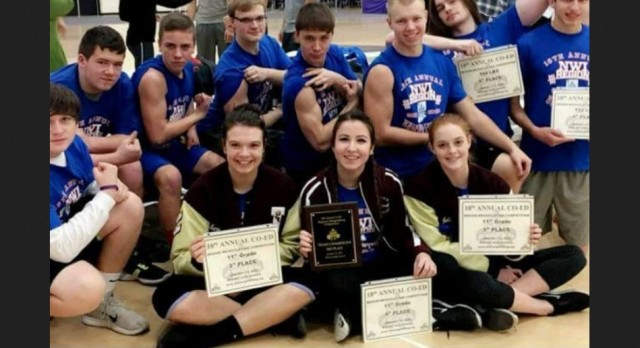Jimtown Powerlifting Team Takes 3rd at 18 team event