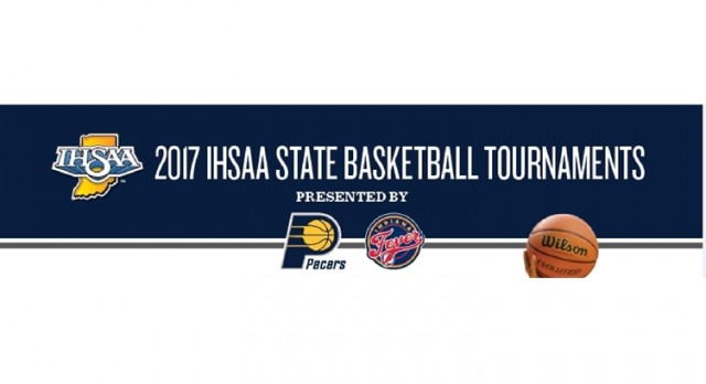 IHSAA Basketball Sectional at Cook Court