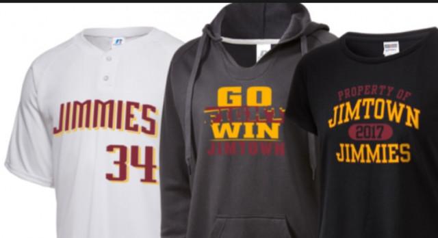 Jimtown Jimmies Clothing Year-End Garage Sale