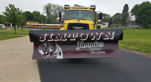"""""""Defend the Creek"""" State Plow Truck to Hit the Streets Next Winter"""