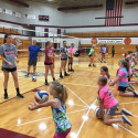 2017 Volleyball Summer Camp