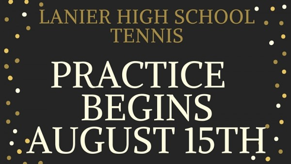 Lanier high school tennis (1)