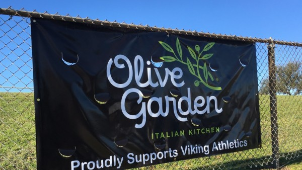 Olive Garden - 2-20-17 Install