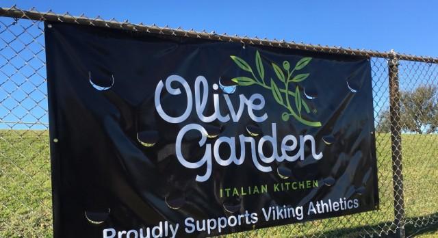 Viking Athletics Welcomes Our Newest Partner: Olive Garden – Burnet Rd.