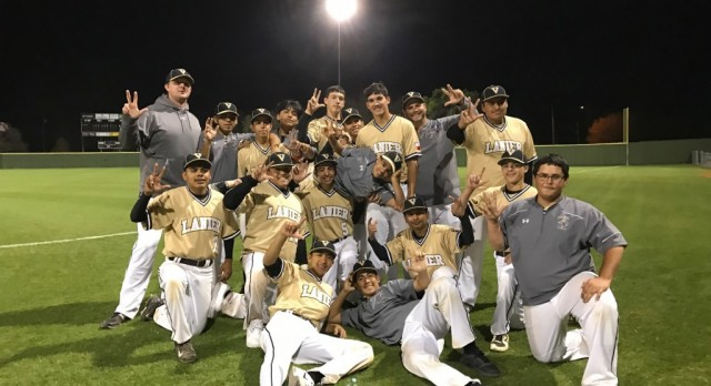 Viking Baseball Picks Up Another Win – Defeats Eastside in Extra Innings