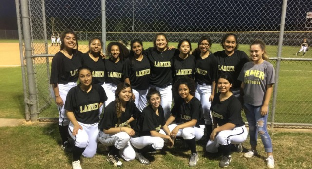 Softball JV team tames the JAGS of LBJ 11-10
