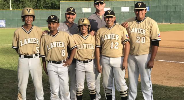 Viking Baseball Honors Seniors