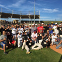 Viking Baseball Alumni Game 2017