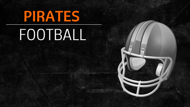Pirate Football To Host Playoff Round