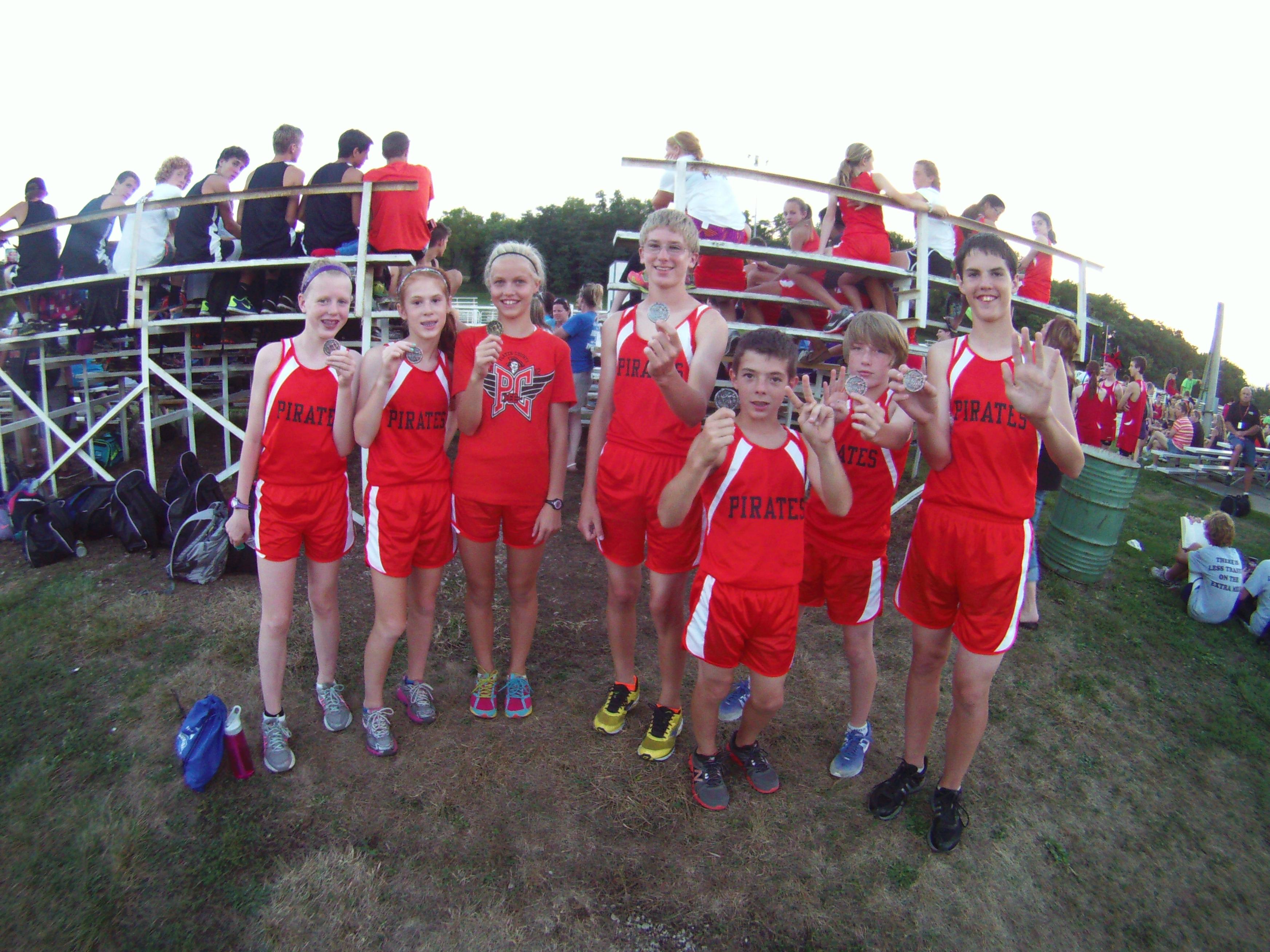 2013 ohio middle school cross country meet
