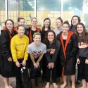 Girls Swimming – Conference 2014