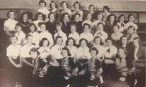 1954 Pirate Pep Club