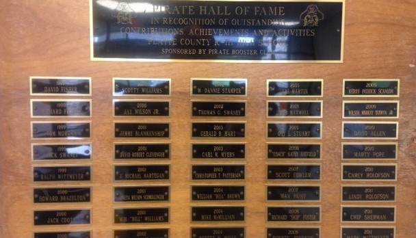 Pirate Hall of Fame Nominations