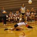 Volleyball vs. Park Hill 8/27/14