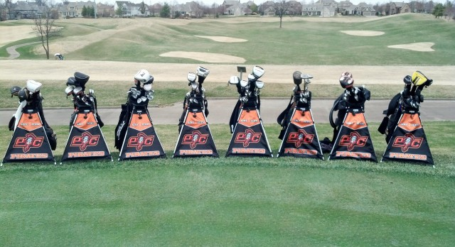 Platte County High School Golf Varsity Girls finishes 2nd place at Platte County vs Liberty North