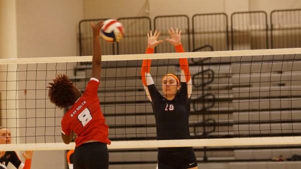 Platte County High School Volleyball JV beats Raytown South High ...