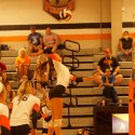 Varsity Volleyball vs Winnetonka '15