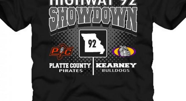 Pre-Order Your Highway 92 Showdown Shirt