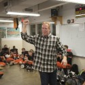 Rex Hudler at PCHS – Photos Courtesy of Todd Nugent