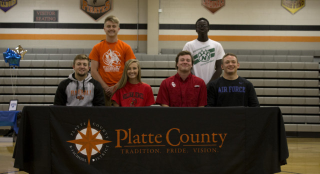 Fall Signing Ceremony