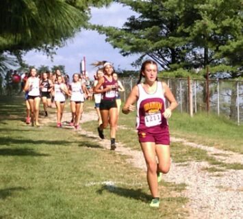 Scarberry To Represent Graham Cross Country In State Meet