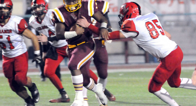 G-Men Rout Lebanon In First Round Of Playoffs