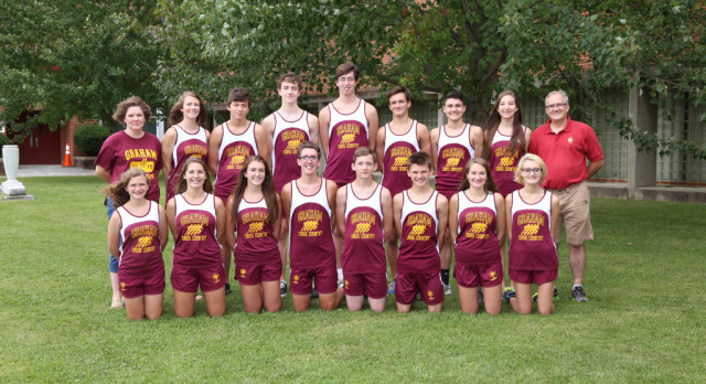 Graham Cross Country Continues on The Path To Success