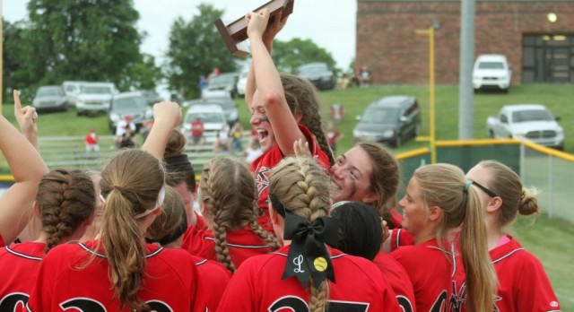 Lady Cards Bound For State