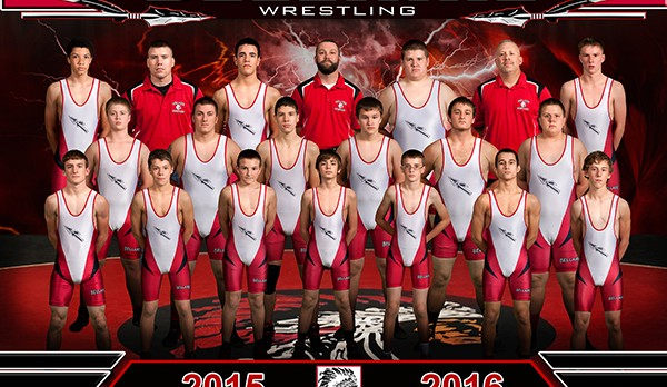 Wrestling at Home Tonight – 5:30