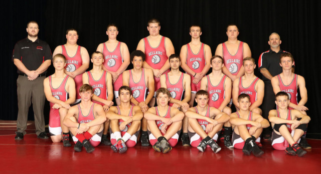 BELLAIRE BIG REDS WRESTLING – 2016 FALL FUNDRAISER
