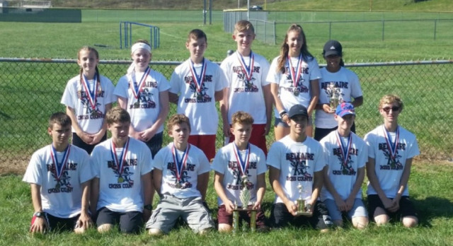 Junior High and High Runners Earn Top Honors
