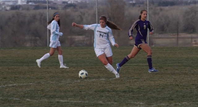 Caeley Lordemann named to All-State Girls Soccer Team