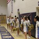 Cheerleaders Basketball 2016