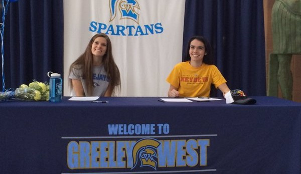 GWHS Girls Soccer Players Sign Letters of Intent